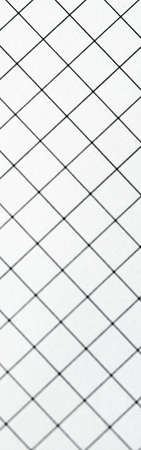 White grid paper texture, back to school backgrounds Standard-Bild