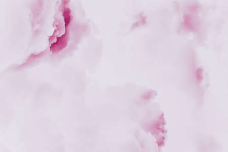 Minimalistic pink cloudy background as abstract backdrop, minimal design and artistic splashes 版權商用圖片