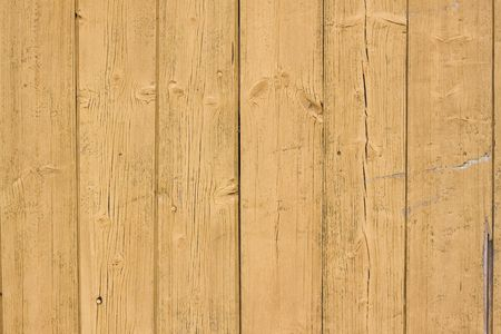 Close Up Detail Of An Old Yellow Barn Door Stock Photo Picture And