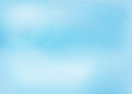 diffuse: Blurring background. Shades of blue. The rectangular horizontal template. Vector illustration. Illustration