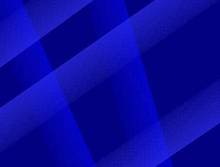 Simple abstract blue background. Rectangular vector illustration. Çizim