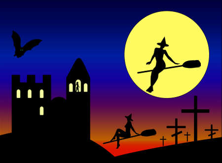 halloween Çizim