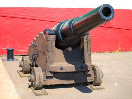 ancient  cannon photo