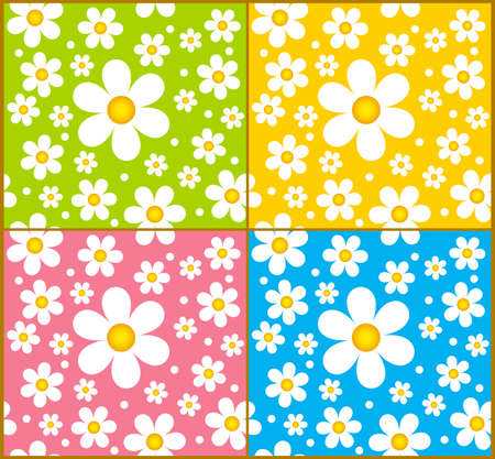 Seamless vector retro pattern  Vector