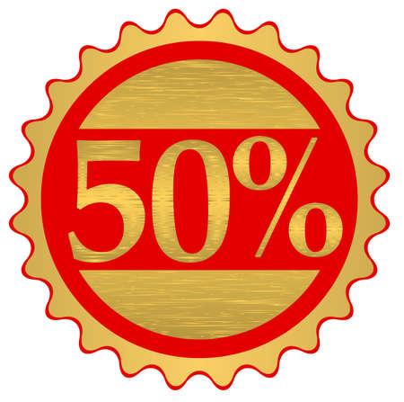 Festive Sale tags Stock Vector - 7075957