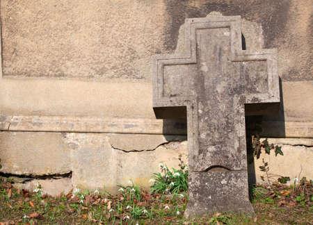 grave site: Old grave site