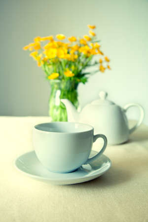 buttercup: Cup of tea