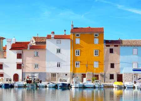 old Istrian town in Novigrad, Croatia. Stock Photo - 11423824