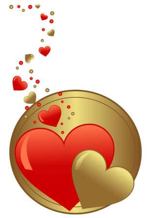 february 14: valentine heart