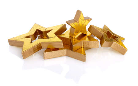 golden star Stock Photo - 15649585