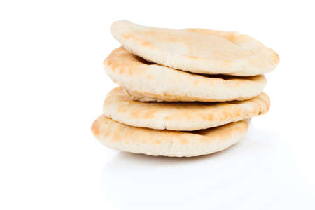 pitta bread  Lebanese Bread  photo