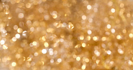 glitzy: Festive background Christmas and New Year feast bokeh with copyspace