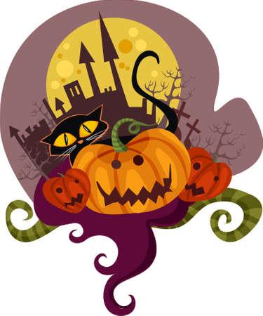 halloween Stock Vector - 5704095