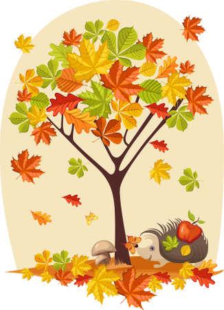 ashberry: autumn