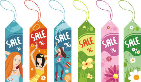 promotion girl:   discount set