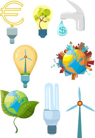 lampe: ecologyset