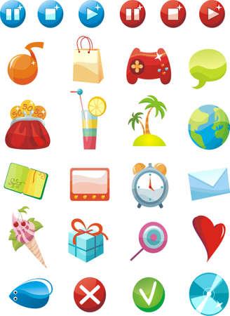 sweetmeat: icons set