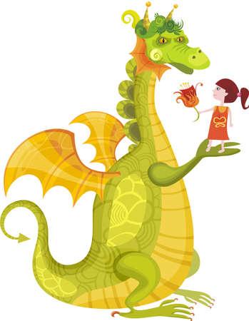 dragon Stock Vector - 5804736