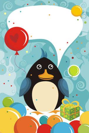 penguin Stock Vector - 5731730