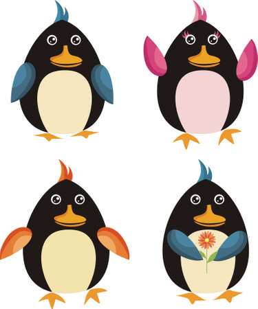 penguin Stock Vector - 5716544