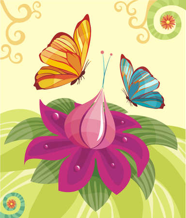 butterfly Stock Vector - 5731720