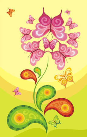 flower Stock Vector - 5731726