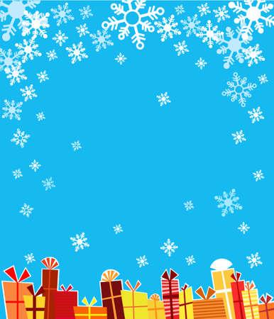 christmas set Stock Vector - 5887383