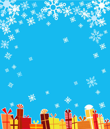 composition vertical: Natale insieme