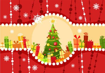 christmas decoration Stock Vector - 6013093