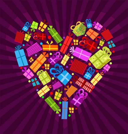 snowflacke: heart