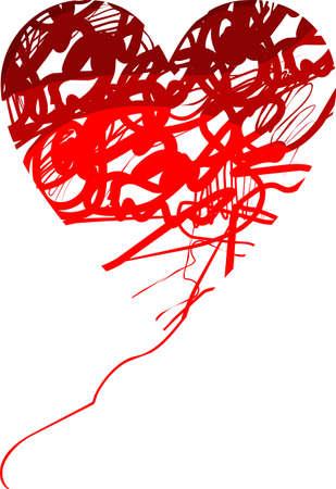 heart Stock Vector - 6134092