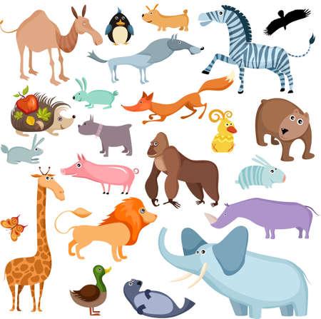 big animal set