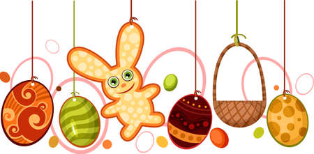 easter decoration Stock Vector - 6414250