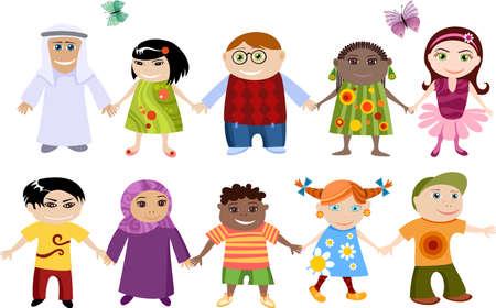 child protection:  new children set