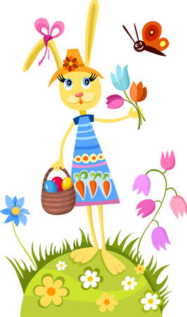 easter card Stock Vector - 6580954