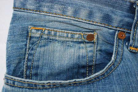 Jeans pocket Stock Photo - 6708694