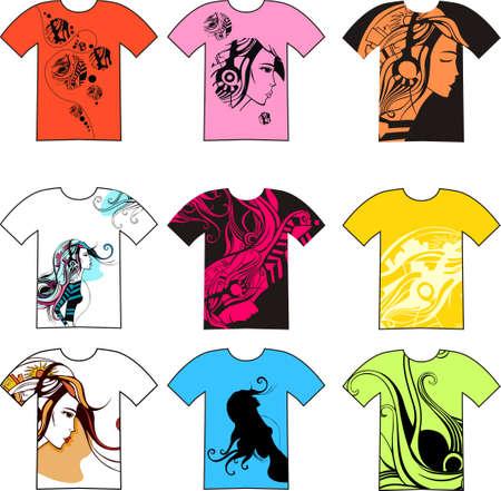 tshirt: t-schirt collection