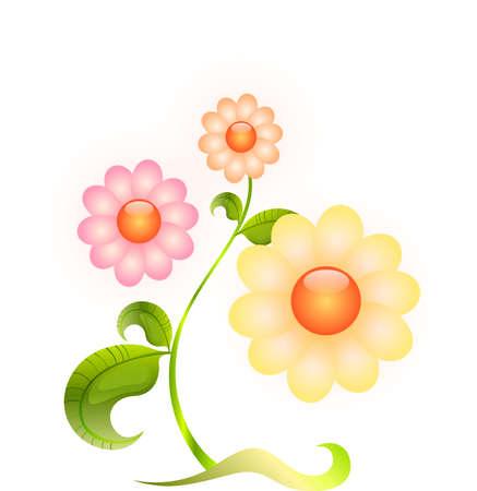flower Stock Vector - 6988817