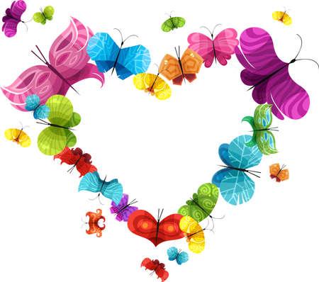 corazon con alas: coraz�n