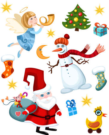 christmas card Stock Vector - 8122744