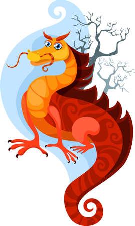 dragon Stock Vector - 8688481