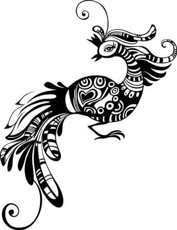 tatoo: bird