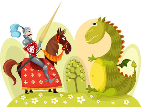 horse warrior: knight