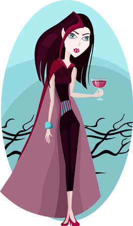 vampire Vector