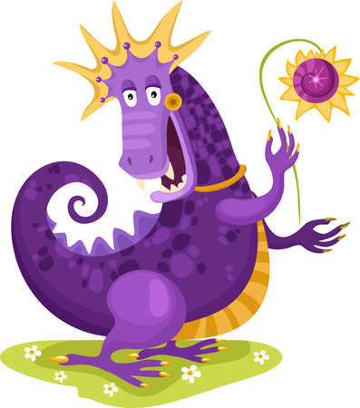 dragon Stock Vector - 11177650
