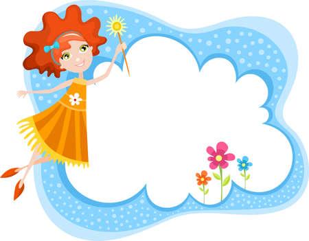 fairy Stock Vector - 12846948