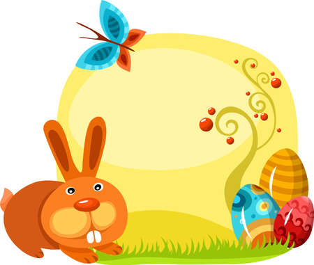 easter card Stock Vector - 12846946