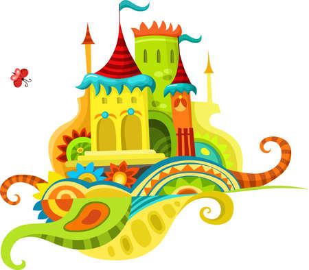 chateau: castle