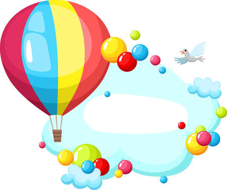 air balloon Stock Vector - 14439258