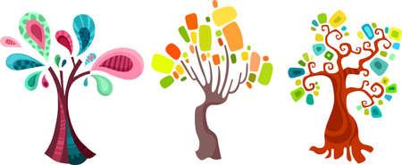 árbol conjunto